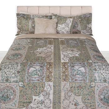Saint-Omer Bed Set - Super King - Beige