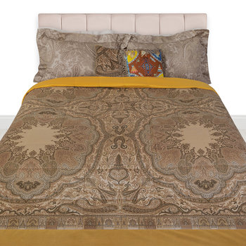 Bethune Quilted Bedspread - Beige