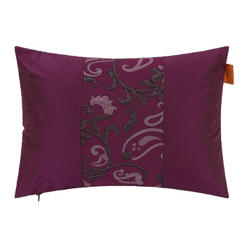 Margot Reversible Cushion - 30x40cm - Purple