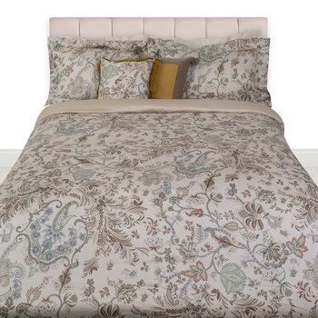 Arras Bed Set - Super King - Beige