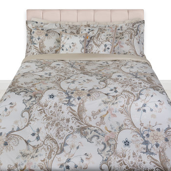 Bordeaux Bed Set - Super King - Beige
