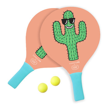 Tiffany Cooper Cool Cactus Beach Bats - Limited Edition