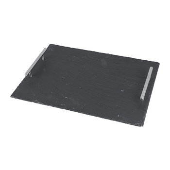 Slate Serving Tray - Black