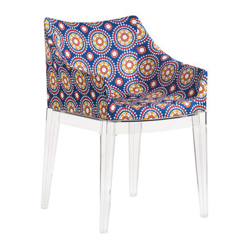 Kartell - Fauteuil Madame La Double J. - Ruote