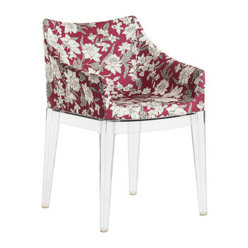 La Double J Madame Armchair - Lilium Red