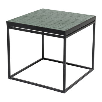 Bay Side Table - Green