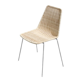 Sin Natural Wicker Chair