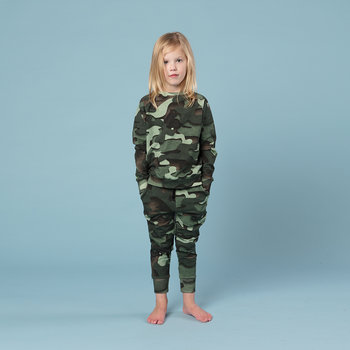 Children's Paper Jungle Sweater
