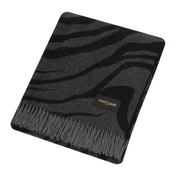 Limited Edition Macro Zebrage Throw - 140x180cm