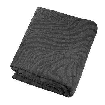 Limited Edition Macro Zebrage Quilted Bedspread - 270x260cm