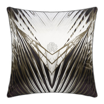 Limited Edition Charlize Pillow - Gray