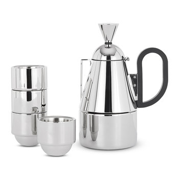 Brew Stove Top Gift Set - Stainless Steel