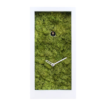 Amazon Wall Clock - White