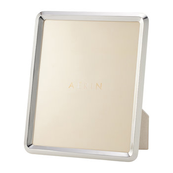 Archer Photo Frame - Silver