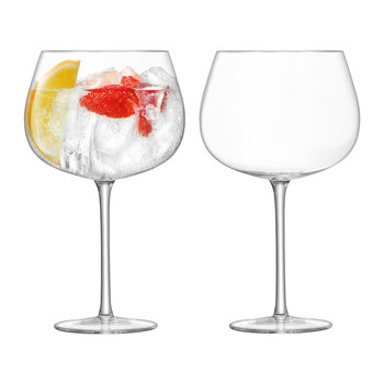 Bar Cocktail Balloon Glass - Set of 2