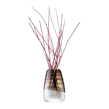 Forest Closed Vase - Bark - 33cm