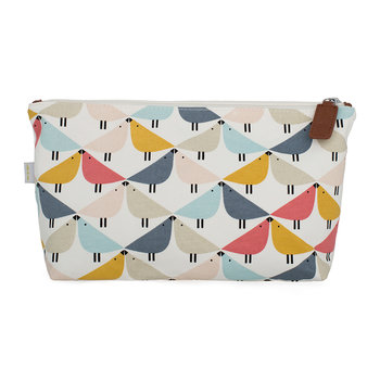 Lintu Bird Cosmetic Bag - Large