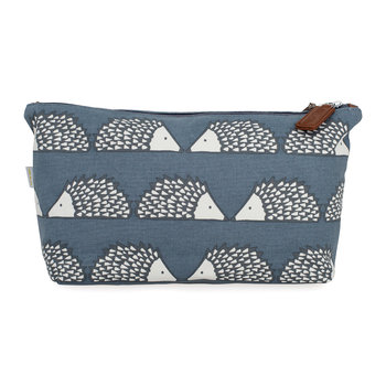 Spike Cosmetic Bag - Large - Slate