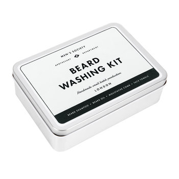 Beard Washing Kit