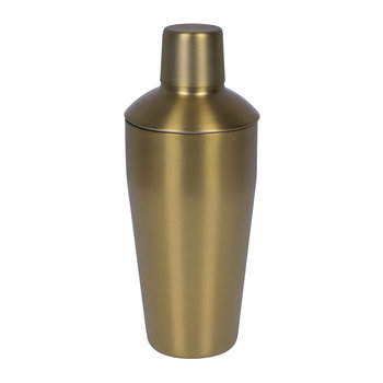 Cocktail Shaker - Gold