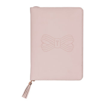 A5 Tassel Notebook - Pink