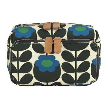 Primrose Jade Wash Bag - Medium