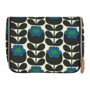 Primrose Jade Hanging Wash Bag