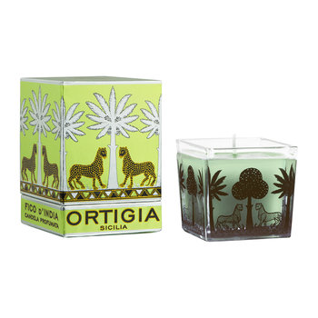 Fico D'India Square Scented Candle