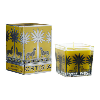 Zagara Square Scented Candle