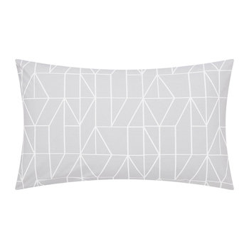 Nuevo Pillowcase - Blush & Charcoal - Set of 2