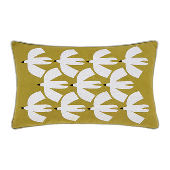 Pajaro Pillow - Citrus - 30x50cm