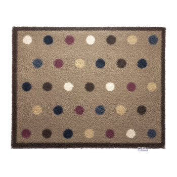 Contemporary Collection Spot 10 Door Mat