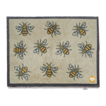 Paillasson collection Maison/Jardin - Abeille 1 - 65 x 85 cm