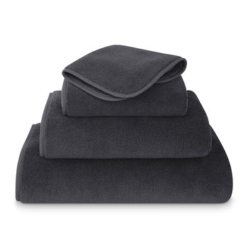 Leland Towel - Charcoal
