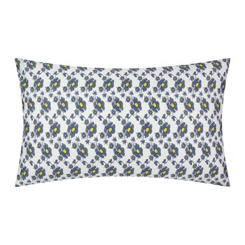 Melissa Pillowcase - White - 50x75cm