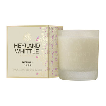 Gold Classic Scented Candle - 230g - Neroli Rose
