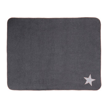 Fur Friend Fleecy Blanket - Star - Large
