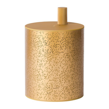 Cylindre Bluetooth Speaker - Gold