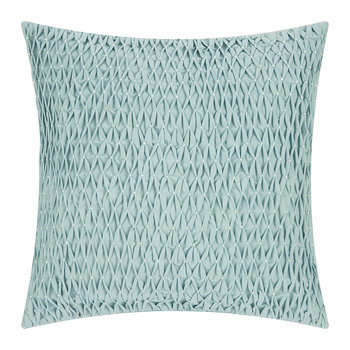 Doria Pillow Cover - Aqua - 42x42cm