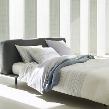 Bridges Duvet Cover - Grey