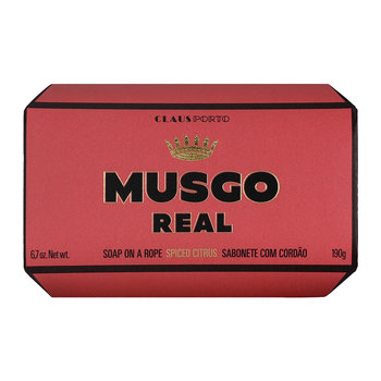 Musgo Real Soap on a Rope - Spiced Citrus