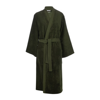 KBamboo Bathrobe - Khaki