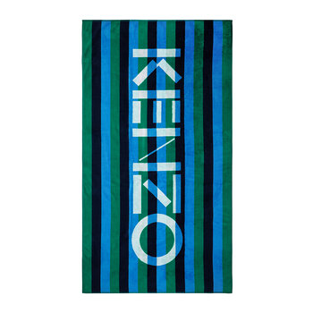 KRayure Beach Towel - Blue