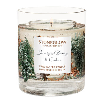 Juniper Berry & Cedar Natural Wax Candle