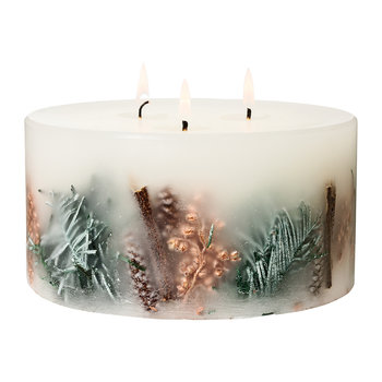 Juniper Berry & Cedar 3-Wick Pillar Candle