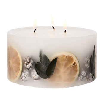 Eucalyptus & Lime 3-Wick Candle