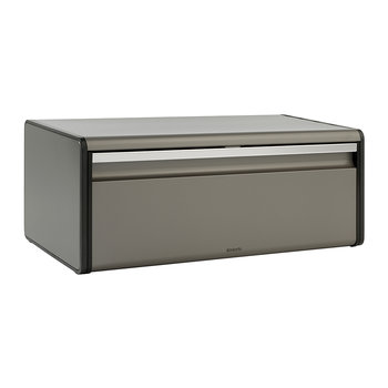 Fall Front Bread Bin - Platinum