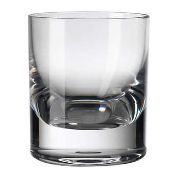 Acrylic Scotch Tumbler - Clear