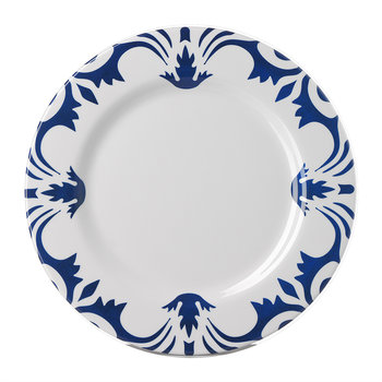 Tessa Plate - Blue - Large