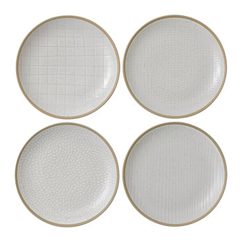 Gordon Ramsay Maze Grill Plates - Set of 4
